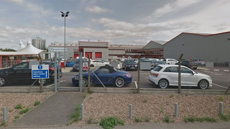72 workers at the Bakkover factory in Newark have tested positive