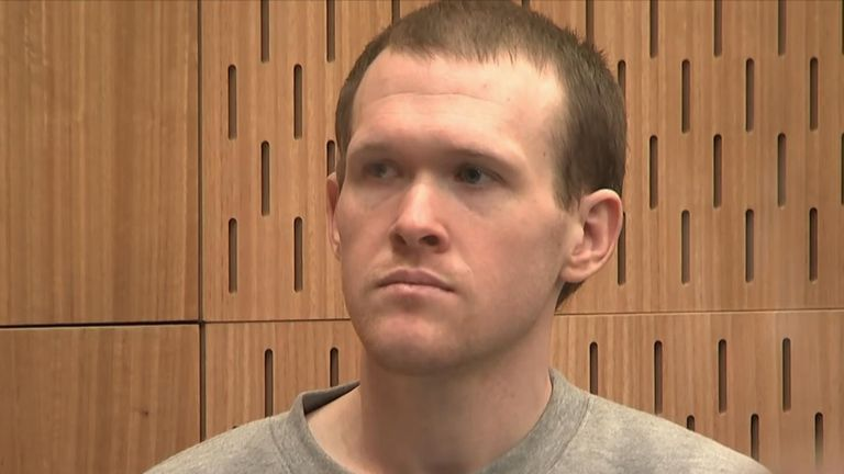 Brenton Tarrant will never be released