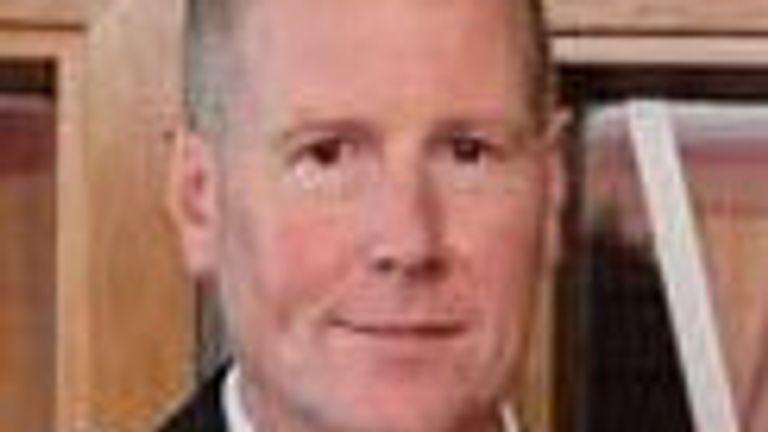 The train's driver Brett McCullough died in the derailment