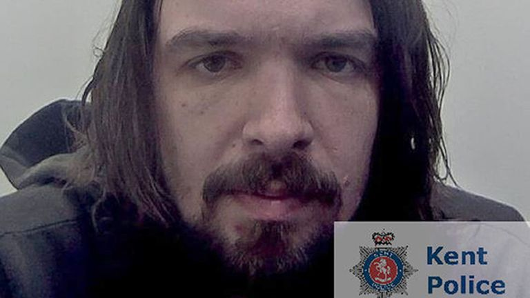 Callum Stewart was sentenced to two years and eight months for the offence