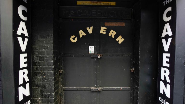The Cavern Club has been losing £30,000 a week since it was forced to close in March