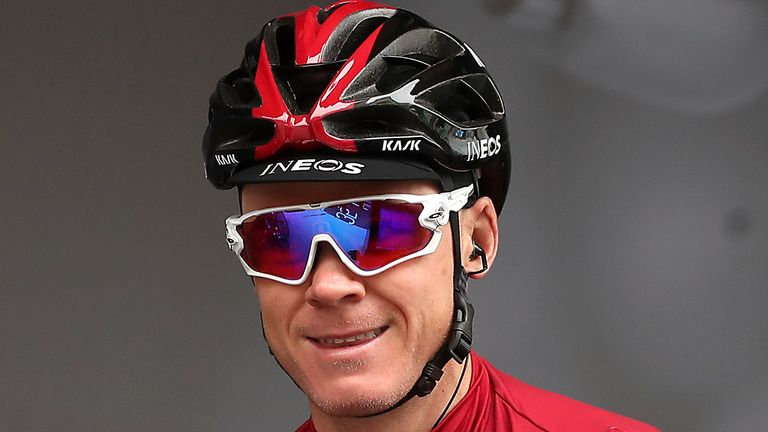 Chris Froome has been left out of Team Ineos for the Tour de France