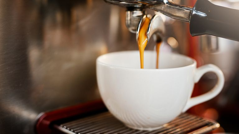 Pregnant women should cut all caffeine, study suggests | UK News | Sky News