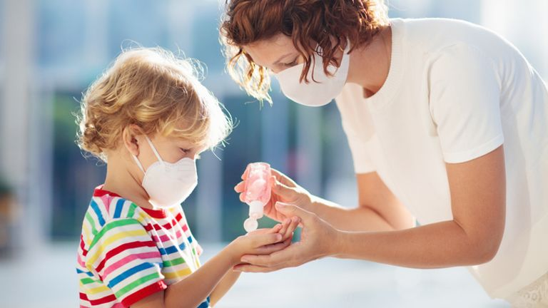 Only 1% of the children in the study died of the virus - and they all had underlying conditions