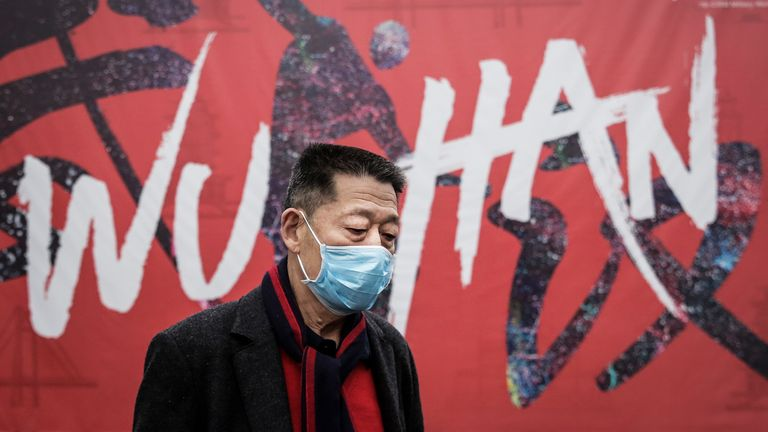 COVID-19 originated in Wuhan, China, and developed into a pandemic - but now there are 'green shoots of hope', according to the WHO