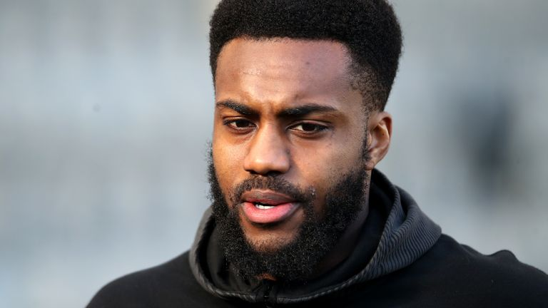 Danny Rose said his experiences are 'everyday life'