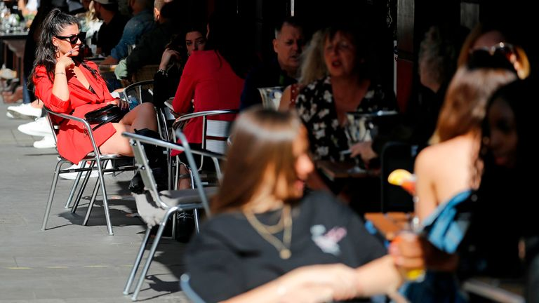 There are more than 80,000 businesses participating in the Eat Out to Help Out scheme