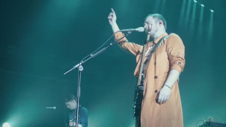 Everything Everything are among the artists who will hold gigs to raise money for venues at risk