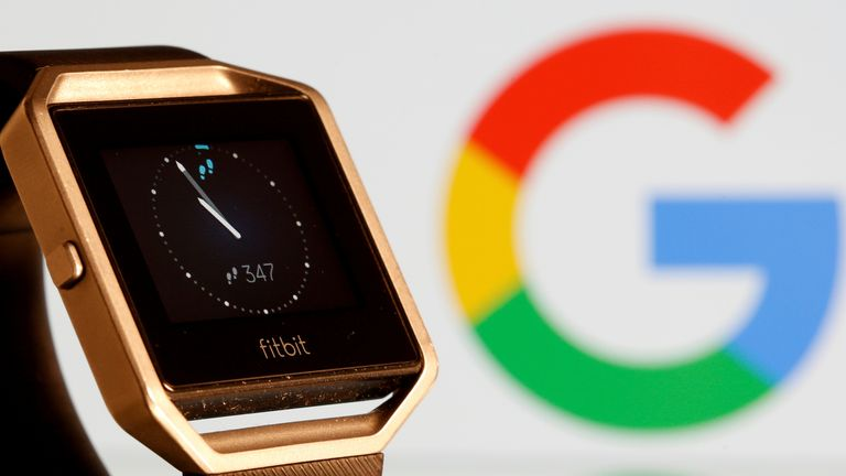 Fitbit and Google