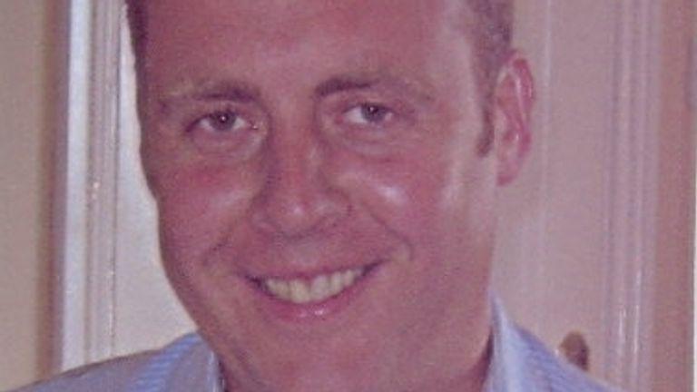 Murdered Irish police detective Adrian Donohoe. Pic: Garda Síochana/Twitter