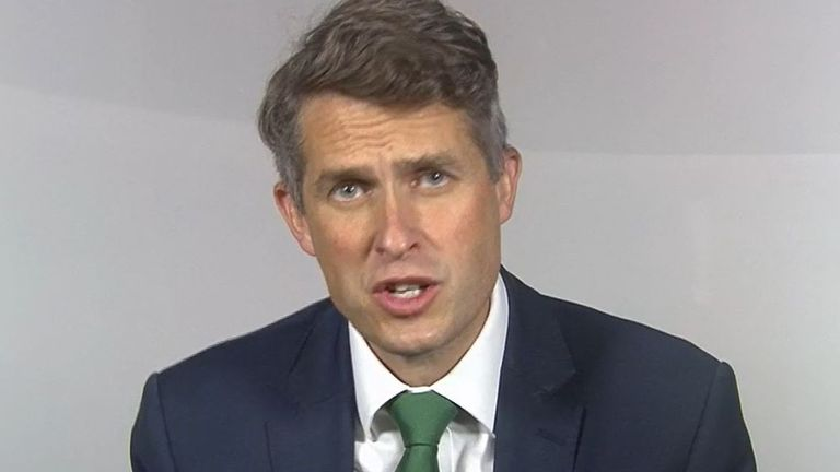 Gavin Williamson is at the centre of another U-turn