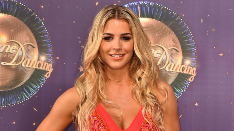 Gemma Atkinson says she was attacked by trolls about her weight