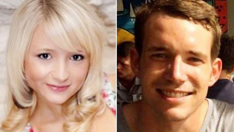 The badly beaten bodies of David Miller, 24, and Hannah Witheridge, 23, were discovered on a beach on the holiday island of Koh Tao in 2014.