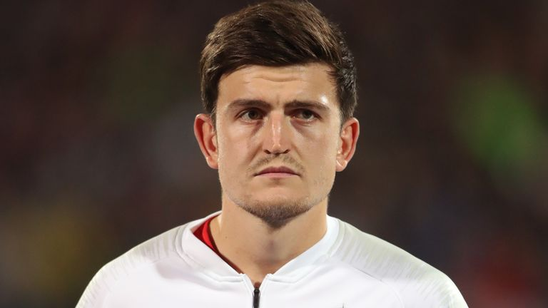 Harry Maguire has been included in Gareth Southgate's England squad