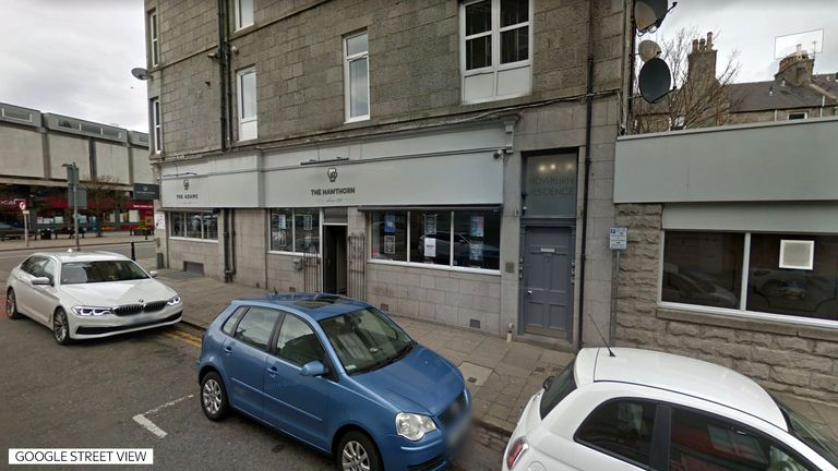 Local health officials have linked a number of cases to The Hawthorn Bar in Aberdeen