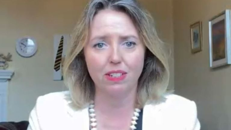 Headteacher Sue Hannam reacts to government guidance on local lockdowns