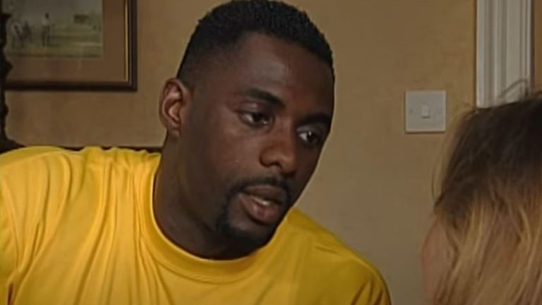 Idris Elba in Family Affairs