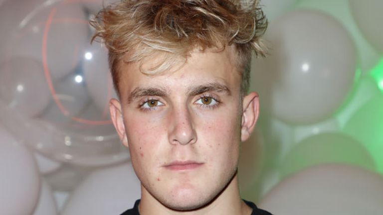 Jake Paul's home in Calabasas, California, was raided by the FBI