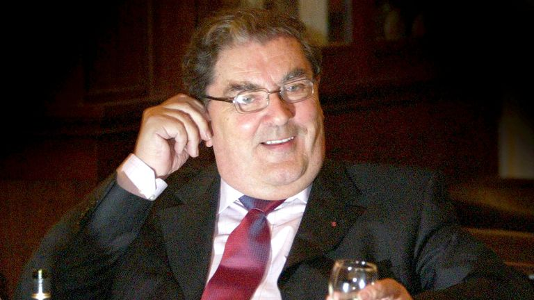 John Hume has died at the age of 83