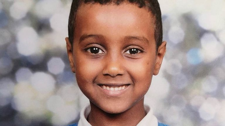 "Kidus Wondwosen was a ""happy, friendly boy"" his parents have said. Pic: Greater Manchester Police"