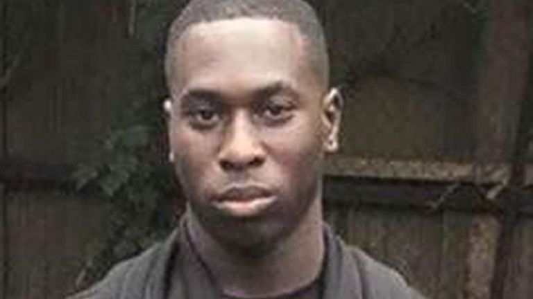 Jeffrey Wegbe, 26, was shot dead outside his home in Kilburn on Wednesday