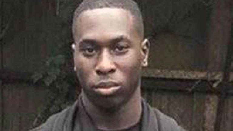 Jeffrey Wegbe, 26, was shot dead outside his home in Kilburn on Wednesday