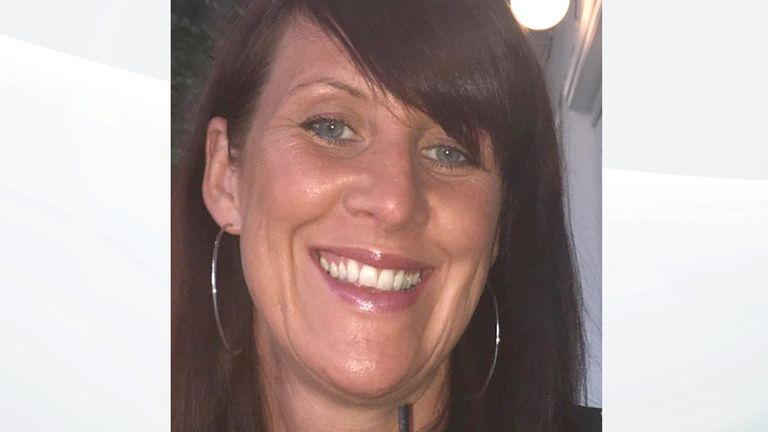 Lindsay Birbeck's body was found in a cemetery in Accrington. Pic: Lancashire Police