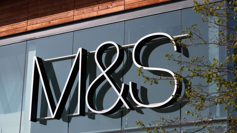 The factory in Northampton makes sandwiches for M&S