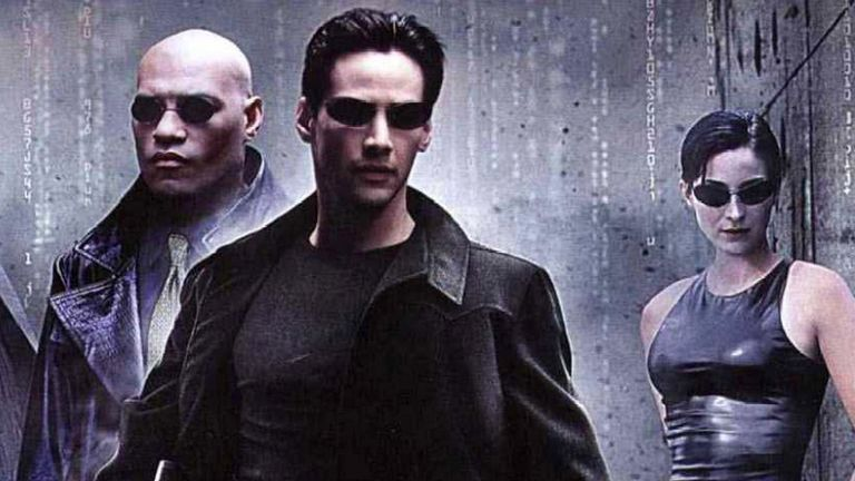 The Matrix. Pic: Warner Bros/Village Roadshow Pictures/Kobal/Shutterstock