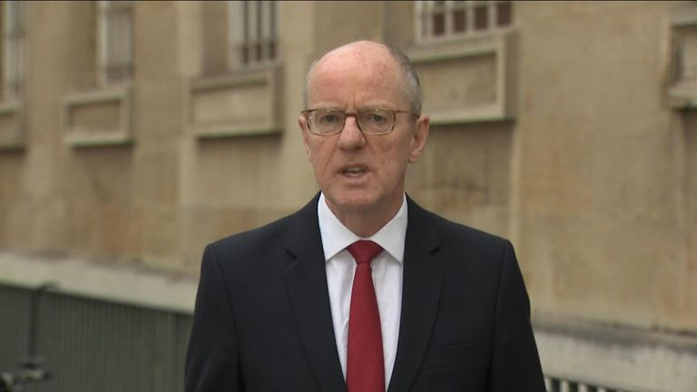 Nick Gibb MP told Sky News that the government wanted the route to become 'unviable'