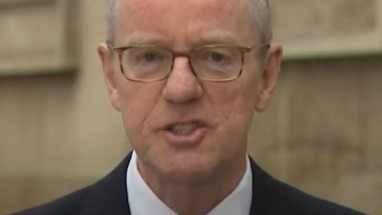 Nick Gibb says France is a safe country for asylum