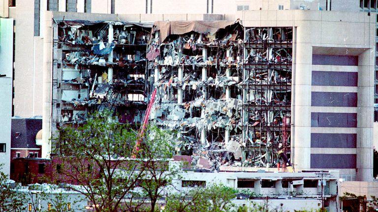 1995 Oklahoma City bomb