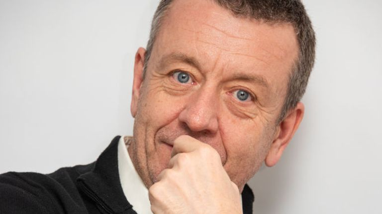 Peter Morgan also revealed he's chatted to royal aides talk about the show