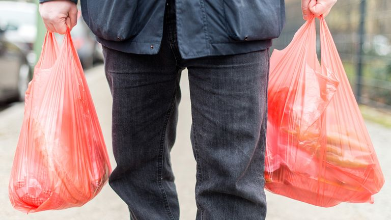 The price of single use plastic bags is set to double next year