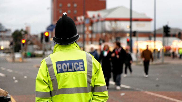 There was a 31% increase in assaults on emergency services workers in July