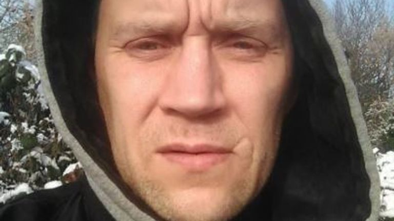Officers released this image of Ricardas Puisys while he was still missing. Pic: Cambridgeshire Police
