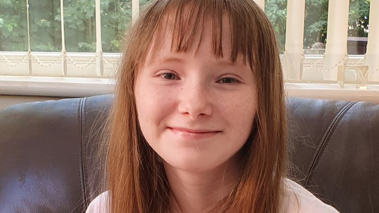 Ruby Cropper has died two days after she was hit by a car. Pic: Greater Manchester Police