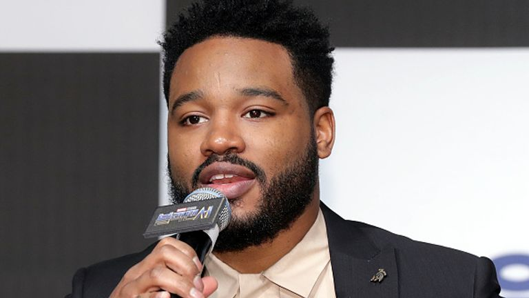 Ryan Coogler was in charge of the film - only his third full feature