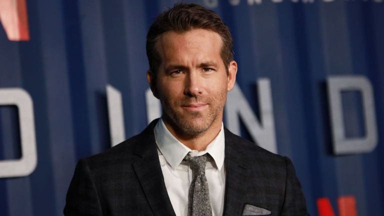 Ryan Reynolds appeared in the 2019 Netflix film Six Underground