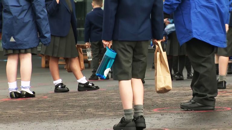 Public Health England study supports children returning to schools