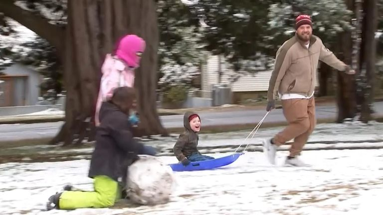There were significant snow falls near Sydney, in the Blue Mountains and the Central Tablelands of New South Wales.