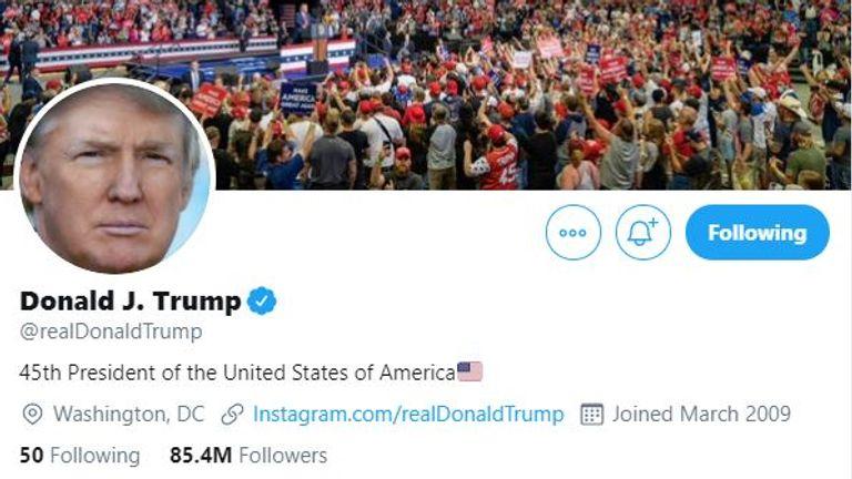 trump twitter grab