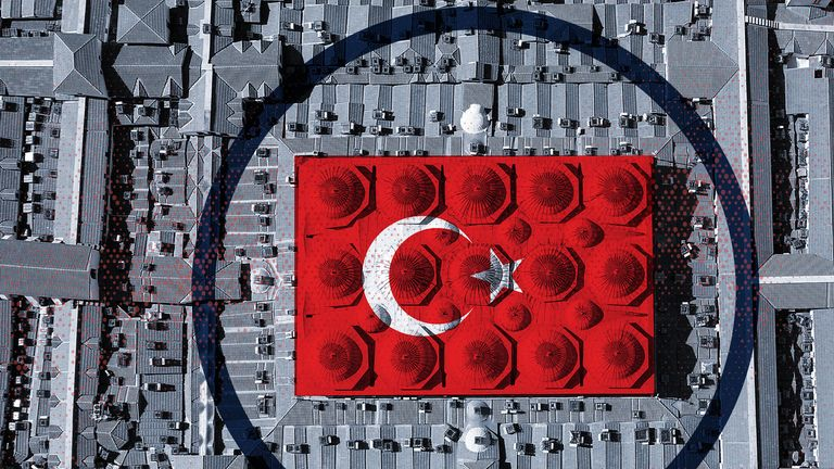Turkey's test and trace system has been dubbed the COVID detectives