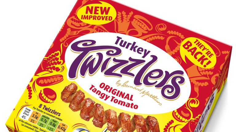 Turkey Twizzlers are making a return 15 years after being discontinued