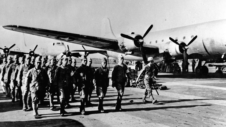 Japan formally surrenders to the Allies, ending World War Two