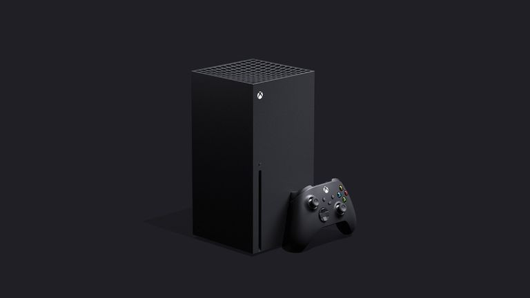 """Microsoft has called the Xbox Series X  the """"most powerful ever"""" games console. Pic: Xbox"""