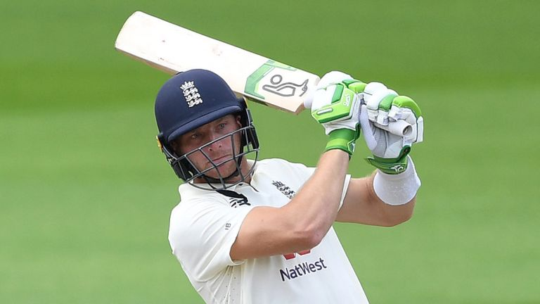 Jos Buttler, England, Test vs Pakistan at Emirates Old Trafford