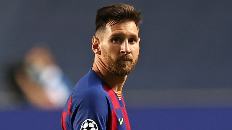 The Transfer Show react to Barcelona presidential hopeful Victor Font's claim it's unlikely Messi will change his mind about leaving the club