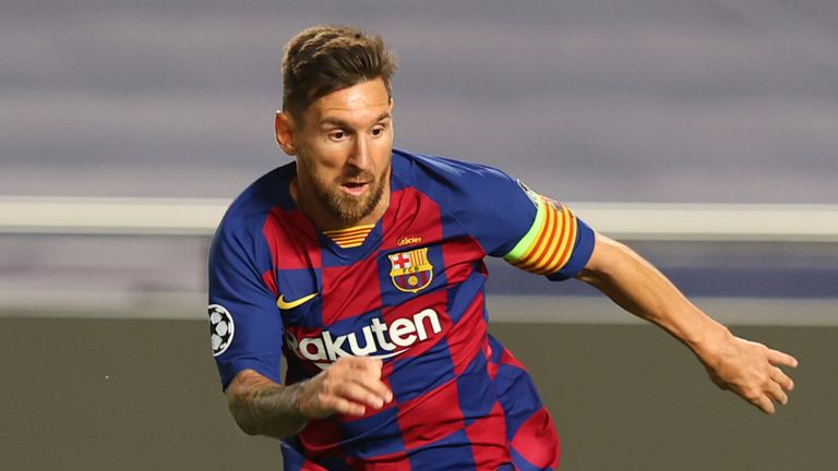 Spanish football expert Graham Hunter thinks Barcelona will need to compromise over Messi's future, and expects the Argentine to end up at Manchester City