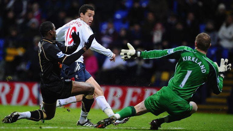 Flashback: Rodrigo's only PL goal   Video   Watch TV Show   Sky Sports
